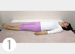 ひざ抱え運動(1)