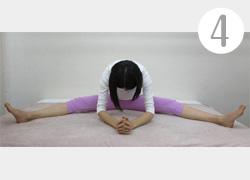 開脚運動(4)