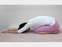 腰伸ばし運動